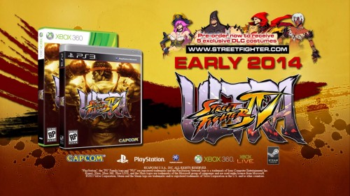 ULTRA STREET FIGHTER IV PORTADAS CRITICSIGHT