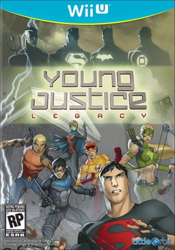 Young Justice Legacy criticsight