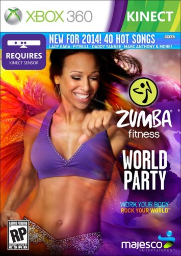 Zumba Fitness World Party criticsight
