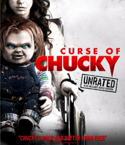 curse of chucky poster criticsight
