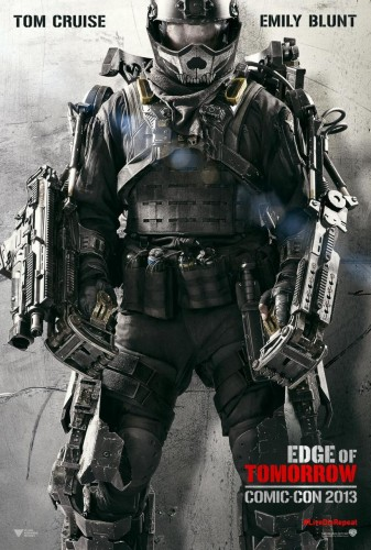 edge of tomorrow poster criticsight