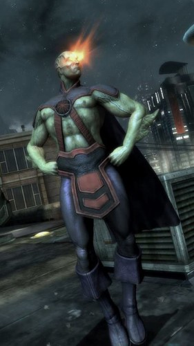 martian manhunter llega a injustice criticsight