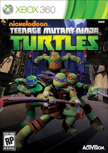 teenage mutant ninja turtles portada criticsight