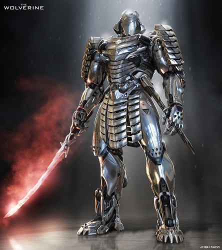 the wolverine silver samurai criticsight