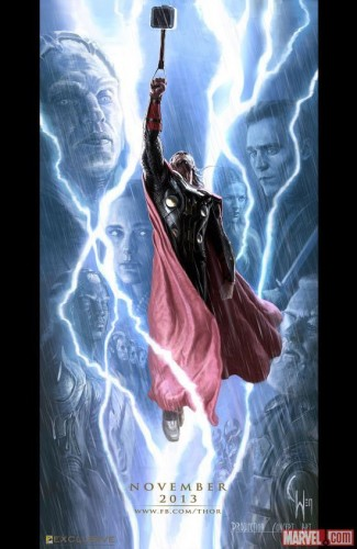 thor dark world poster criticsight