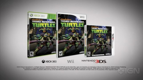tmnt new game criticsight
