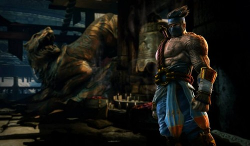 Ilustraciones Killer Instinct XBOX One 2013 criticsight jago
