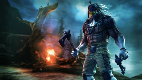 Ilustraciones Killer Instinct XBOX One 2013 criticsight thunder