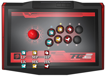 Killer-Instinct-FightStick-Buttons