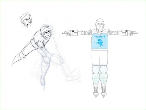 Tortugas ninja temporada 2 tmnt season 2 concept art criticsight casey jones design
