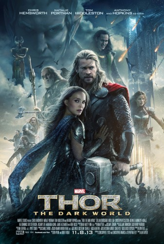 thor dark world new poster criticsight