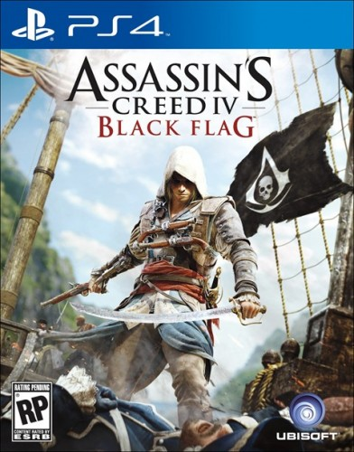 Assassin's Creed IV Black Flag portada ps4 criticsight