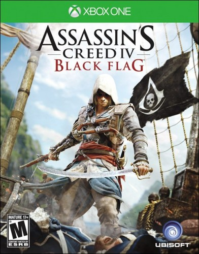 Assassin's Creed IV Black Flag  portada xbox one criticsight