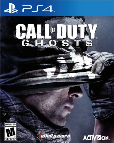 Call of Duty Ghosts porta ps4 criticsight