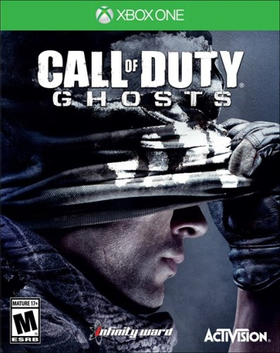 Call of Duty Ghosts portada xbox one criticsight
