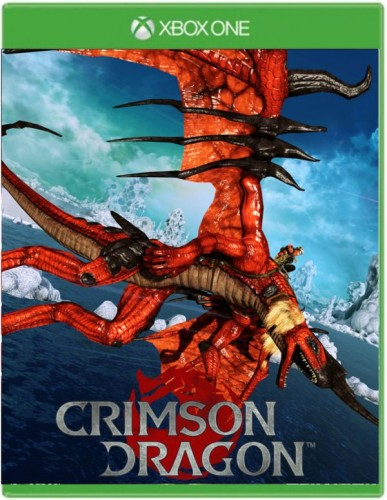 Crimson Dragon  portada xbox one criticsight