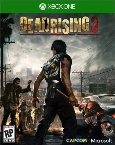 Dead Rising 3  portada xbox one criticsight
