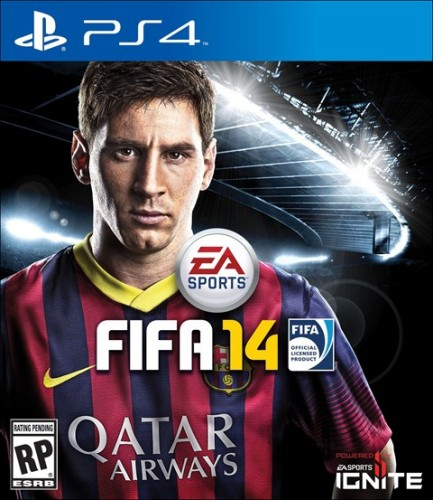 FIFA 14 portada ps4 criticsight