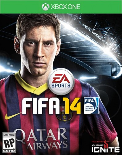 FIFA 14 portada xbox one criticsight