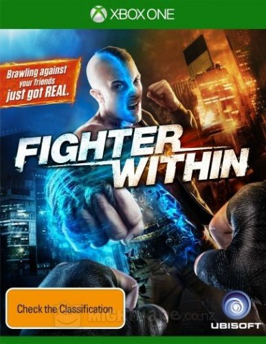 Fighter Within portada xbox one criticsight