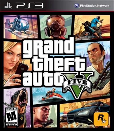 GTA V PORTADA PS3 CRITICSIGHT