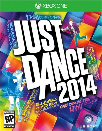 Just Dance 2014 portada criticsight