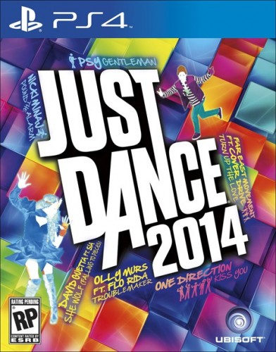 Just Dance 2014 portada ps4 criticsight