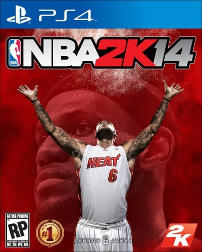 NBA 2K14 portada ps4 criticsight