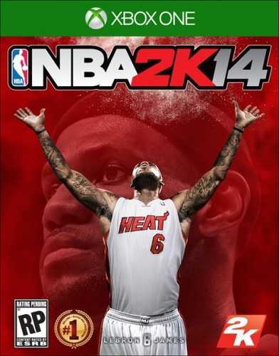 NBA 2K14 portada xbox one criticsight