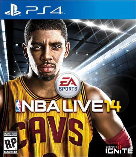 NBA LIVE 14 portada ps4 criticsight
