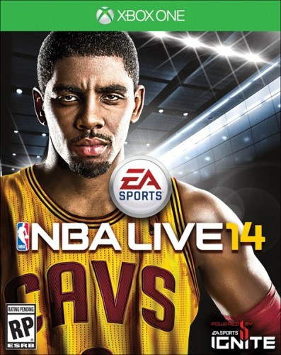 NBA LIVE 14  portada xbox one criticsight