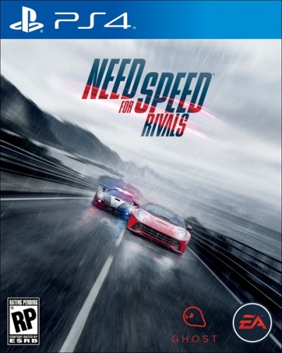 Need for Speed Rivals portada ps4 criticsight