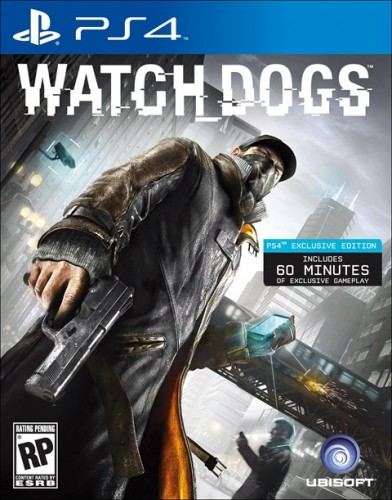 Watch Dogs portada ps4 criticsight