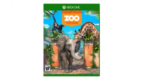 Zoo Tycoon portada xbox one criticsight