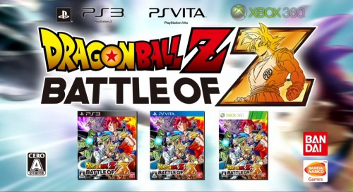 dragfon ball z battle of z  nuevo trailer criticsight
