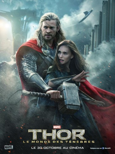 thor  the dark world nuevo poster  criticsight
