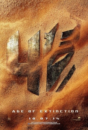 transformers 4 age of extinction  poster criticsight