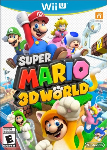 15-Super Mario 3D World, Sale el 22 de Noviembre solo en WII U criticsight