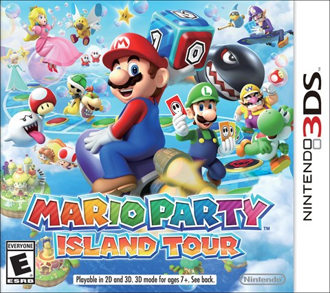 16-Mario Party Island Tour, Sale el 22 de Noviembre solo en 3DS criticsight