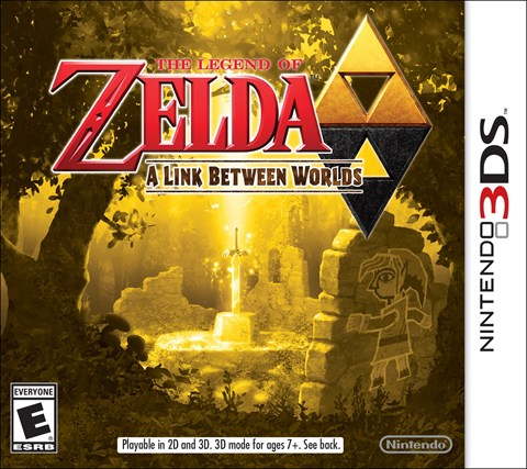 17-The Legend of Zelda A link Between Worlds, Sale el 22 de Noviembre solo en 3DS criticsight