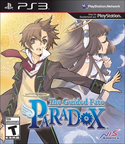 2-The Guided Fate Paradox Sale el 5 de Noviembre solo en PS3 criticsight