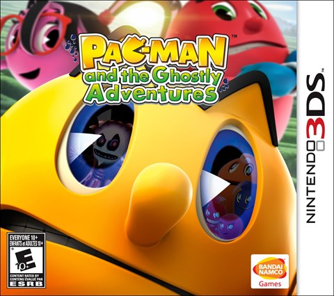 4-Pac-MAN and the Ghostly Adventures, Sale el 5 de Noviembre en 3DS ya está disponible en las otras consolas criticsight