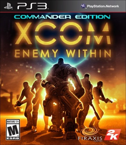 5-XCOM Enemy Within, Sale el 12 de Noviembre, También disponible en XBOX 360 y PC criticsight