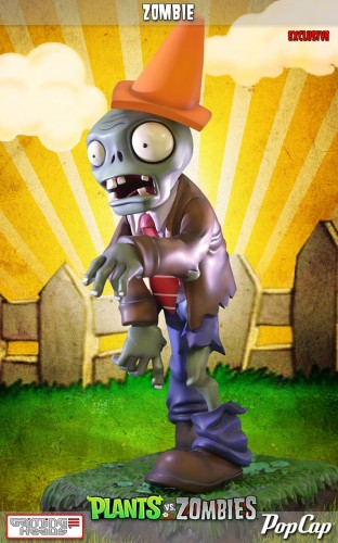 Figuras de Plants vs Zombies  por Gaming Heads criticsight imagen 3