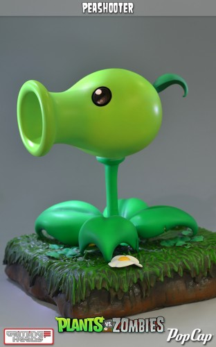 Figuras de Plants vs Zombies  por Gaming Heads criticsight imagen 4