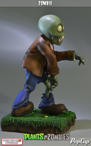 Figuras de Plants vs Zombies  por Gaming Heads criticsight imagen 5