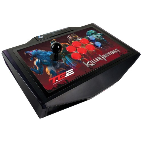Killer instinct arcade stick madcatz Xbox one criticsight imagen 1