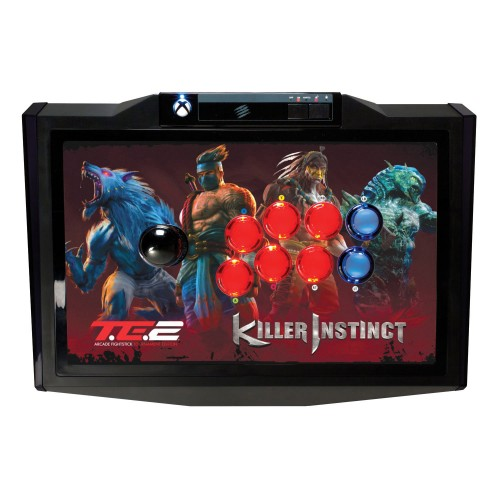 Killer instinct arcade stick madcatz Xbox one criticsight imagen 2