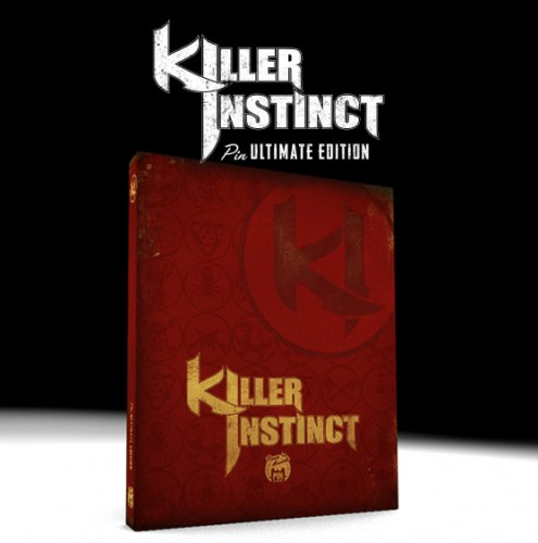 Killer instinct  pin ultímate edition criticsight 1