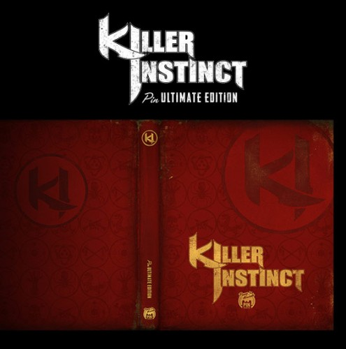 Killer instinct  pin ultímate edition criticsight 2
